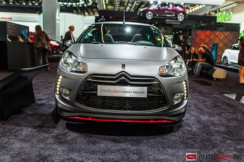 Citroen Racing by Citro 235 N Ds3 Cabrio Racing De Snelle Kappersmobiel