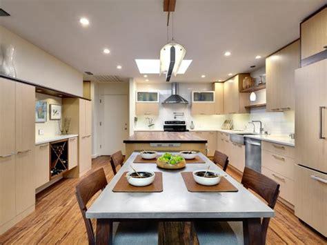 eat in island kitchen photo page hgtv