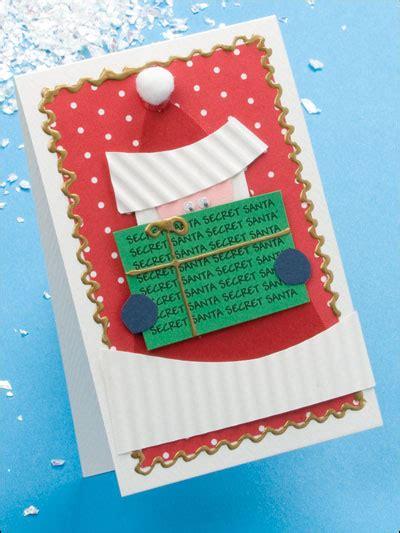 santa cards to make card card designs diy invitation