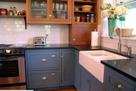 Painting Old Kitchen Cabinets Color Ideas kitchen remodel on a budget part 2