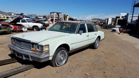 1978 Cadillac Seville Parts by 1978 Cadillac Seville 4dr Sdn 78ch7188d Desert Valley
