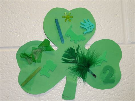 st patricks crafts for preschool crafts for st s day texure