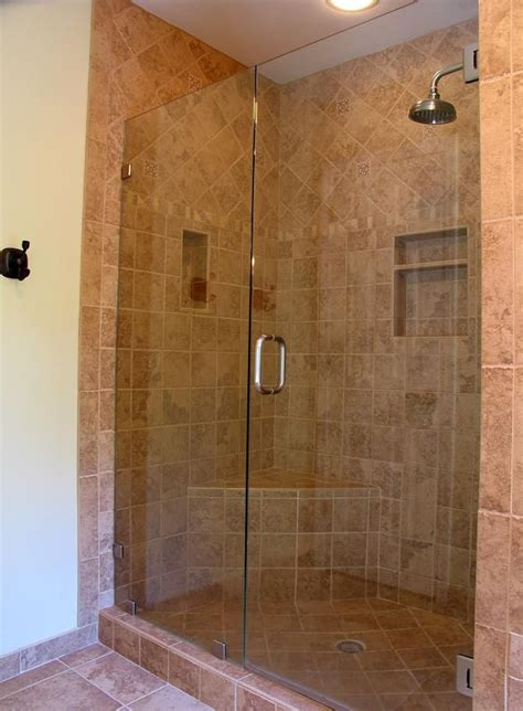 small showers best 25 stand up showers ideas on master