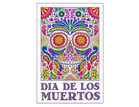 dia de los muertos crafts for day of the dead mural projects for