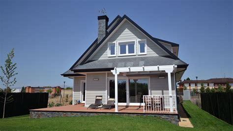 casas de madera canexel casa de madera wembley canexel
