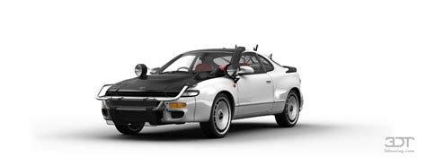 3dtuning of toyota celica gt four coupe 1992 3dtuning com unique on line car configurator for my perfect toyota celica gt four