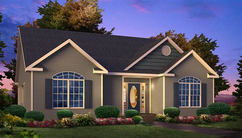 style ranch homes grove ranch style modular homes