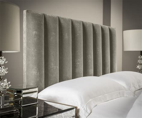 bed upholstered headboard vertical upholstered headboard upholstered