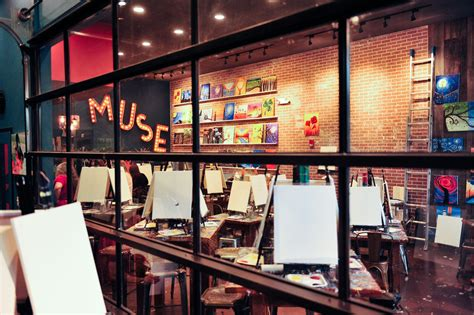 muse paint bar market muse paint bar to open in white plains greenwichtime