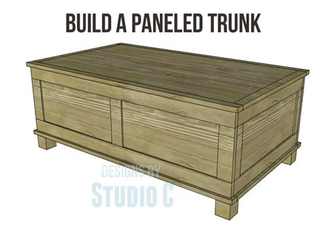 blanket chest woodworking plans free plans to build a blanket chest woodworking projects
