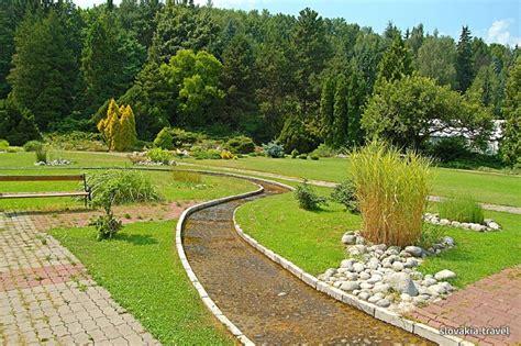 Der Garten Slowakei by Botanische Garten In Koš Slovakia Travel