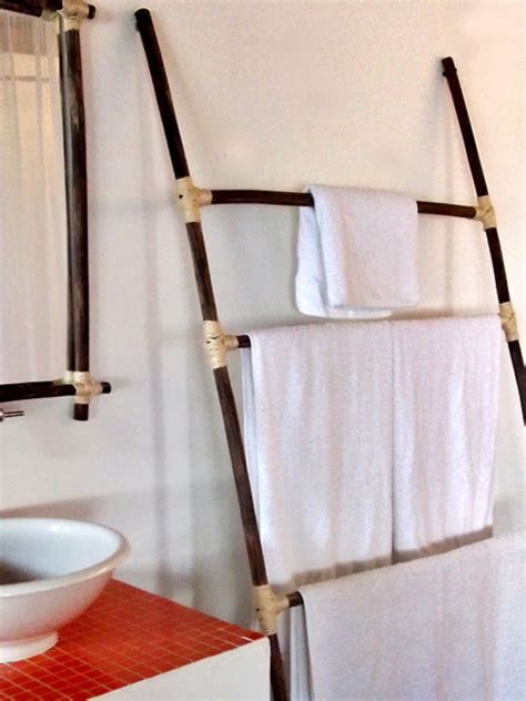 Hanging Toilet Paper Holder 7 creative storage solutions for bathroom towels and