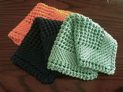 diagonal knit dishcloth diagonal knit dishcloth pattern by trent knit