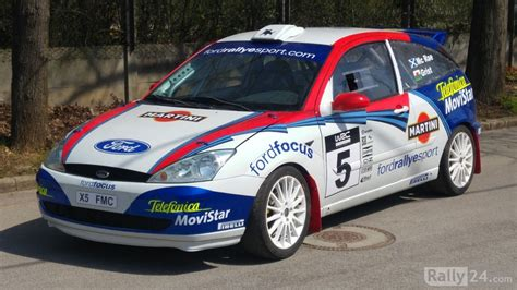 Ford Focus Rally Car For Sale by Ford Focus Wrc Colin Mcrae Replica Rally Cars For Sale