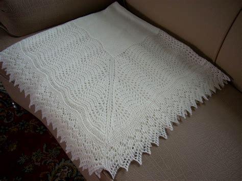 baby knitted shawl machine knitting patterns baby shawl sweater jacket