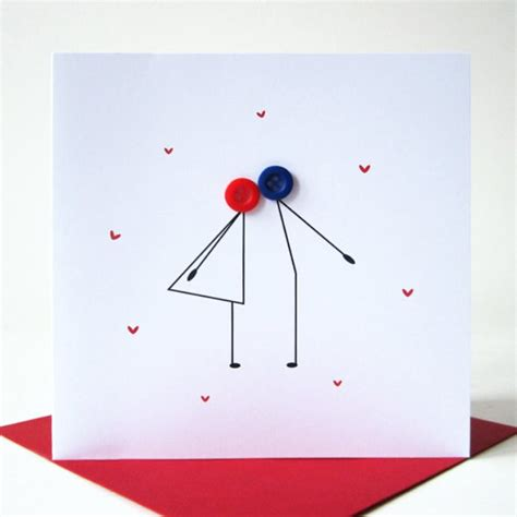 how to make a valentines day card simple valentines day ideas custom card