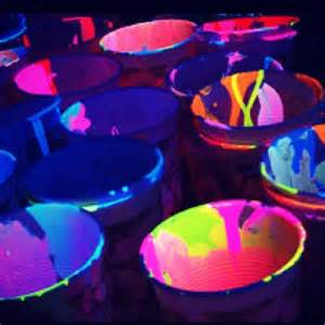 glow in the paint neon glow in the paint celebrate