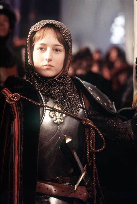 joan of arc rings armors leelee sobieski chains armours chains