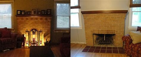how to build an indoor fireplace planning a fireplace makeover the hyper house