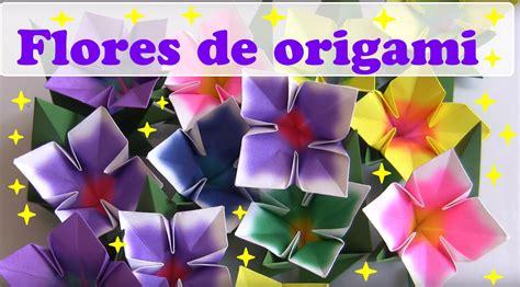 Flor 4 P 201 Talas De Origami
