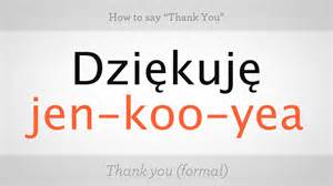 how to say how to say quot thank you quot in lessons