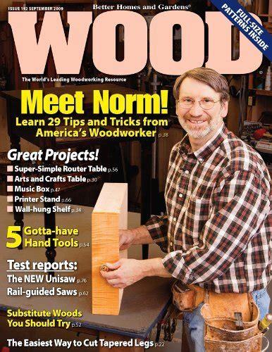 woodworking magazine index diy wood mag plans free