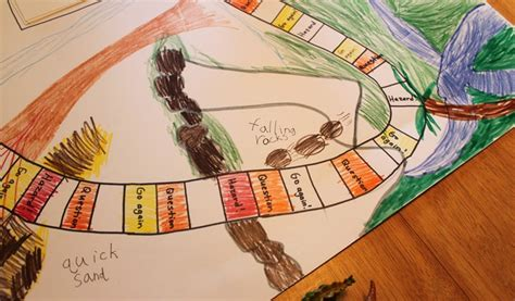how to make cards for a board make your own board frugal for boys and