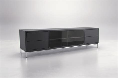 tv media furniture modern lenox modern media cabinet modloft