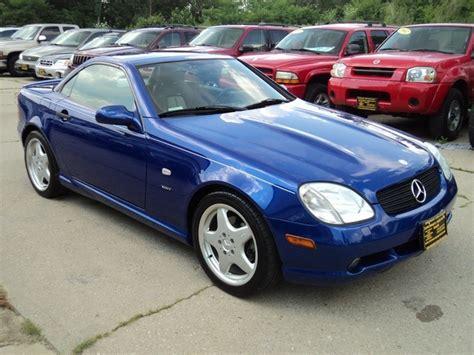 1999 Mercedes Slk230 Kompressor by 1999 Mercedes Slk230 Sport For Sale In Cincinnati Oh