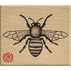 honey bee rubber st bee insect vintage engraving poster vintage poster