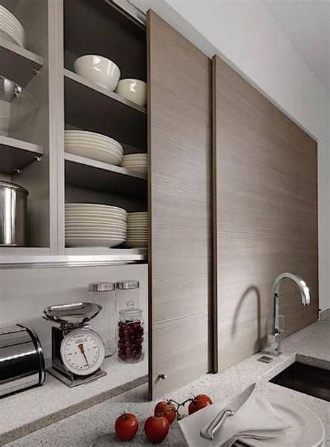kitchen cabinet with sliding doors 10 best ideas about kitchen sliding doors on