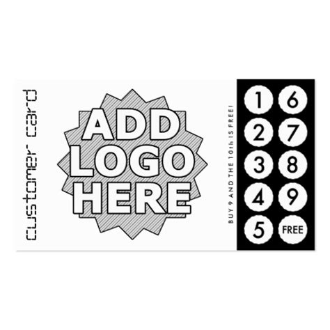 make your own punch cards custom cut out punch cards sided standard business
