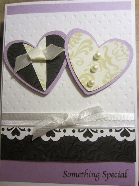 make an anniversary card happy anniversary and lala s craftworld