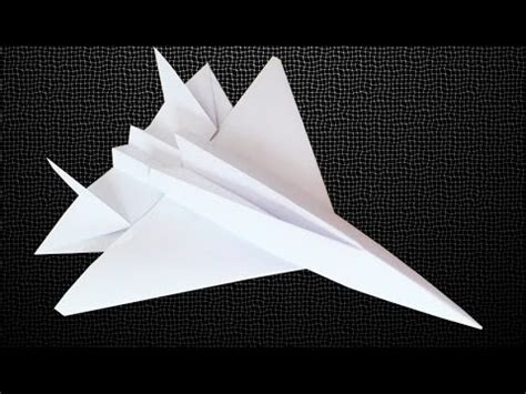 origami f 15 origami tutorial how to fold a f15 fighter jet