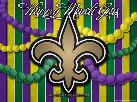 mardi gras rubber sts 2010 saints