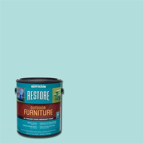 home depot restore paint colors rust oleum restore 1 gal mist outdoor furniture
