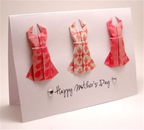 how to make a cool mothers day card three dresses for s day cool picks