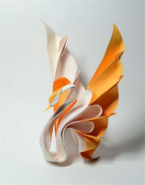 paper swan origami best 25 origami swan ideas on paper swan