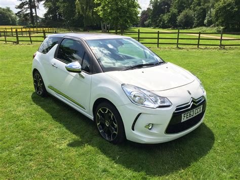 Citroen Ds3 For Sale by Rhys For Sale Citroen Ds3 In White Rhys