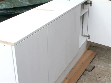 Primed Cabinets by White Painted Mdf Cabinets Diy Wardrobes Information Centre