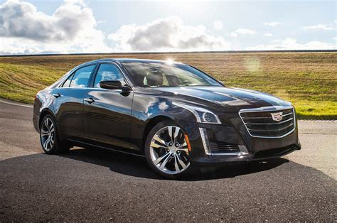 Cadillac Cts by 2017 Cadillac Cts Reviews And Rating Motor Trend