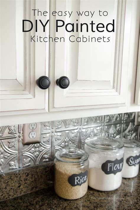 how to paint kitchen cabinets with chalk paint best 25 paint cabinets white ideas on