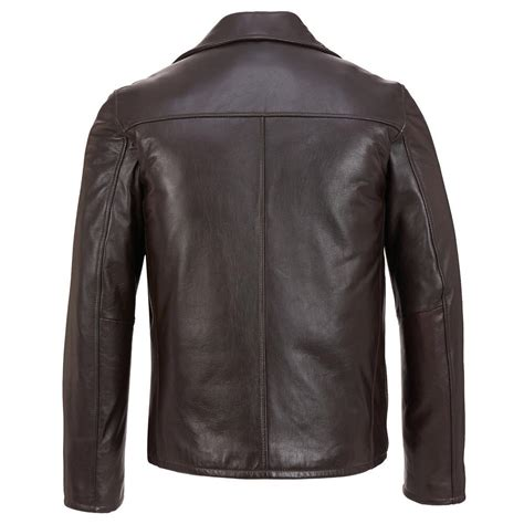 lined leather jacket wilsons leather mens big fully lined open bottom leather jacket ebay