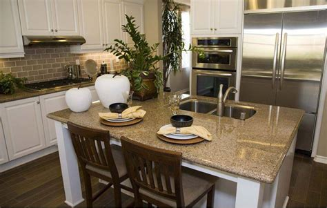 small kitchen island designs with seating practical and functional kitchen islands with seating
