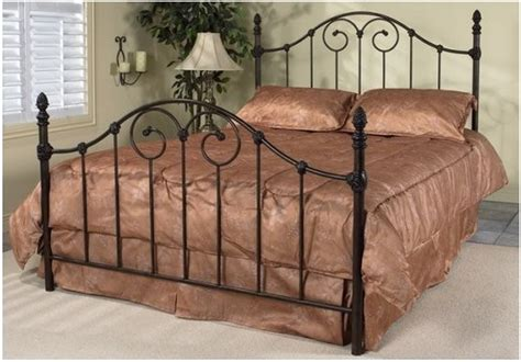 antique wrought iron bed frame wrought iron bed frames home design ideas