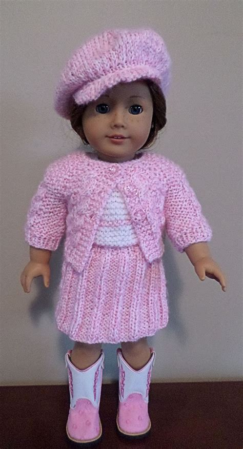 free knitting patterns for dolls hats 25 best ideas about american dolls on ag