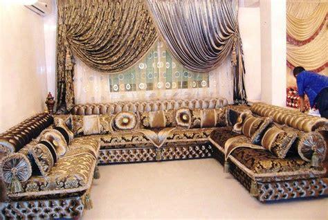 rideaux salon marocain d 233 co salon marocain