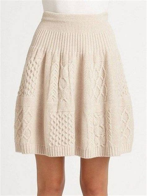 how to wear a knit skirt 17 best ideas about knitted skirt on knit