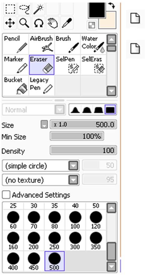 paint tool sai legacy pen pierwsze kroki w programie paint tool sai zapytaj onet pl