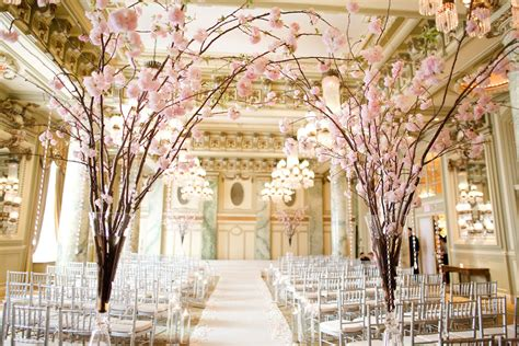 Church Decorations For Weddings by 18 Ideas To Steal For Your Cherry Blossom Themed Wedding
